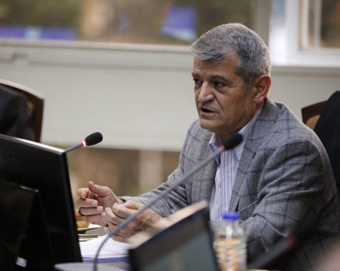 جلسه شورای راهبردی